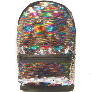 Victorias Secret PINK CAMPUS Backpack SEQUINS